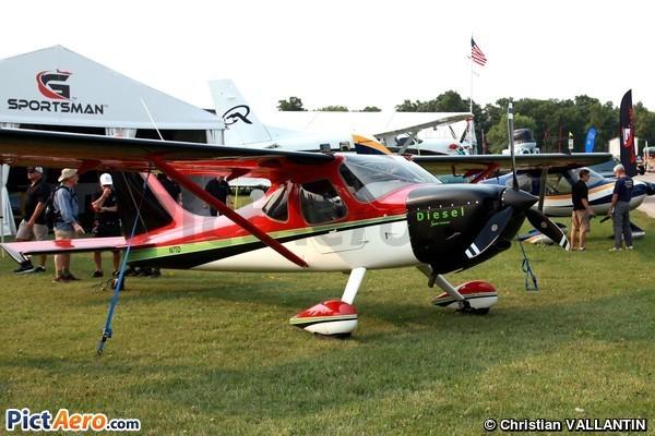 Glasair GS-2 Sportsman (Private)