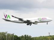 Boeing 747-419 (EC-MDS)