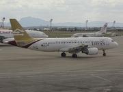 Airbus A320-214 (5A-LAK)