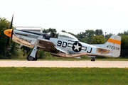 North American P-51D Mustang (NL51JC)
