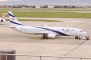 Boeing 737-858/WL (4X-EKA)