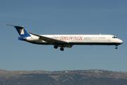 McDonnell Douglas MD-83 (DC-9-83) (9A-CDA)