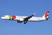 Airbus A321-251NX (CS-TJP)