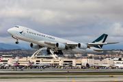 Boeing 747-867F/SCD (B-LJA)