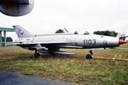 Aero Vodochody S-106 (MiG-21F-13 Fishbed) (1103)