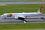 Embraer ERJ-190AR (ERJ-190-100 IGW) (CS-TTX)
