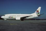 Boeing 737-3Q8 (EC-EII)