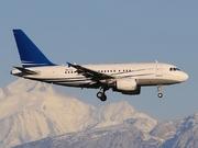 Airbus A318-112/CJ Elite (9H-ICE)