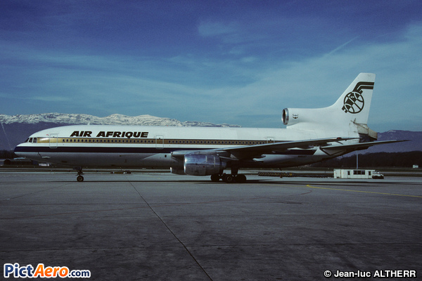 Lockheed L-1011-385-1 Tristar 50  (Air Afrique)