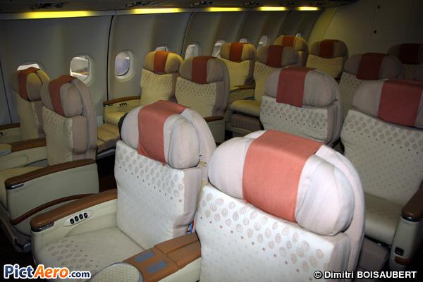 Airbus A300B4-203 (Airbus Industrie)