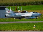 Hawker Hunter F58 (HB-RVS)