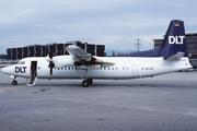 Fokker 50 (D-AFKE)