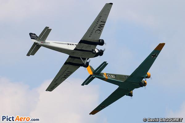 Junker Ju-52/3m (Ju-Air)