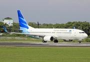 Boeing 737-8U3/WL (PK-GME)