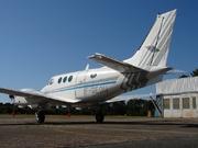 Beechcraft C90 King Air (F-GEOU)