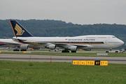 Boeing 747-412 (9V-SMY)