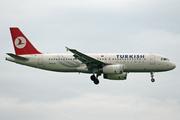 Airbus A320-232 (TC-JPA)