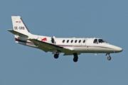 Cessna 550 Citation Bravo (OE-GRB)