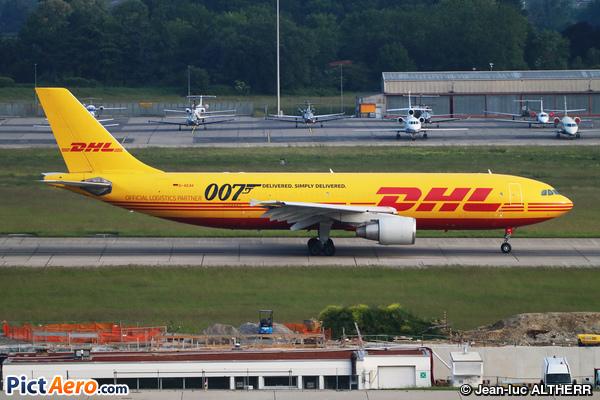Airbus A300B4-622R/F (European Air Transport)