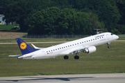 Embraer ERJ-190LR (ERJ-190-100LR) (D-AECF)