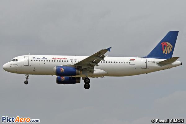 Airbus A320-231 (EgyptAir)