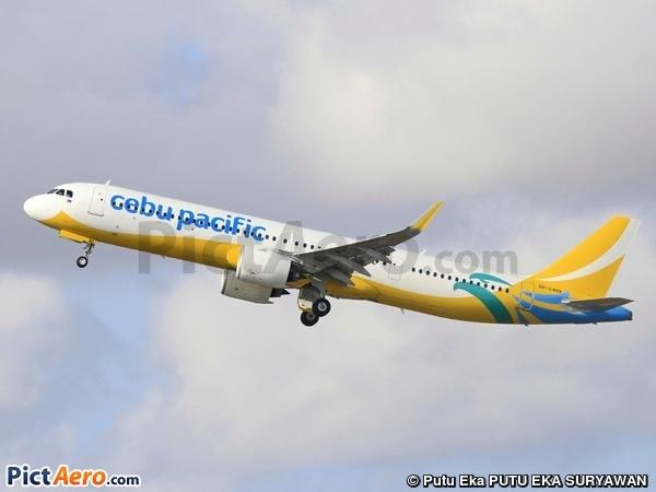 Airbus 321-271NX (Cebu Pacific Air)