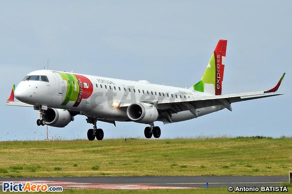 Embraer ERJ-190AR (ERJ-190-100 IGW) (TAP Express)