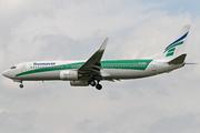 Boeing 737-8K2/WL (PH-HZJ)
