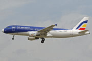 Airbus A320-211 (ER-AXW)