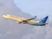 Boeing 737-8U3/WL (PK-GNH)