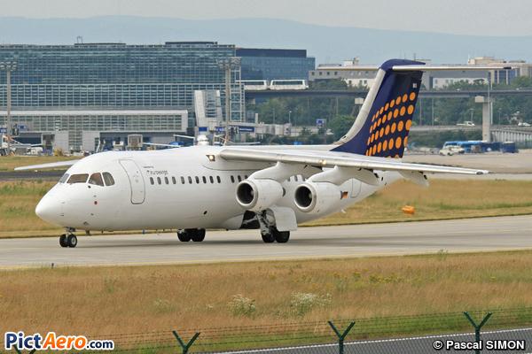 British Aerospace BAe 146-300 (Eurowings)
