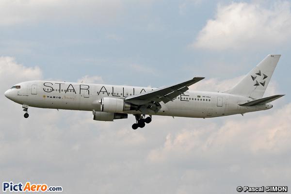 Boeing 767-341/ER (Varig)