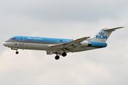 Fokker 70 (F-28-0070) (PH-WXA)