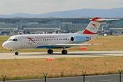 Fokker 70 (F-28-0070) (OE-LFG)
