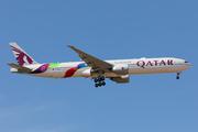 Boeing 777-3DZ/ER (A7-BAX)