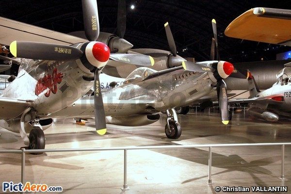 North American P-82B Twin Mustang (National Museum United States Air Force)