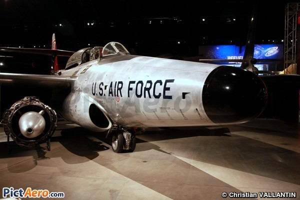 Northrop F-89J Scorpion (National Museum of the USAF)