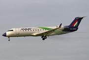 Bombardier CRJ-200ER (HA-LNB)