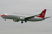 Boeing 737-86Q/WL (HB-IIR)