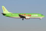Boeing 737-4K5 (CN-RPC)