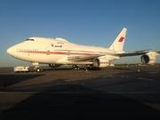 Boeing 747SP-Z5 ( A9C-HAK)