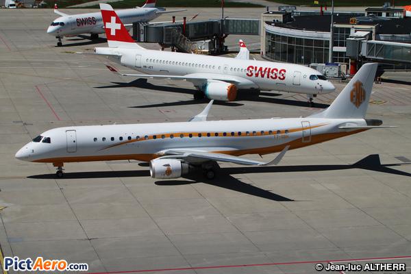 Embraer Lineage 1000 ERJ-190-100-ECJ (Al Habtoor Group)