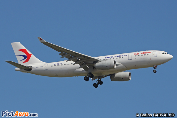 Airbus A330-243 (China Eastern Airlines)