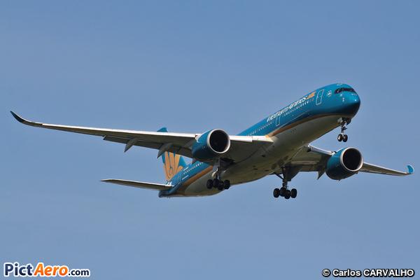 Airbus A350-941 (Vietnam Airlines)