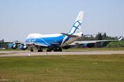 Boeing 747-46N/ERF (VP-BIK)