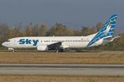 Boeing 737-8BK (TC-SKH)