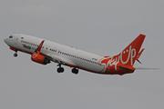 Boeing 737-8Z0/WL (UR-SQG)