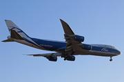 Boeing 747-8HVF  (VQ-BGZ)