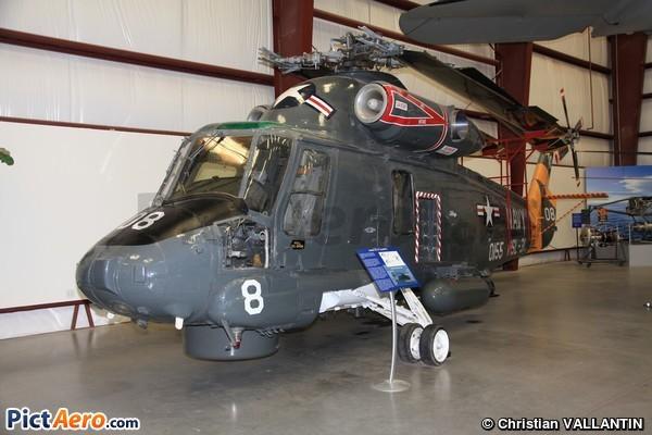 Kaman SH-2F Seasprite (Pima Air & Space Museum)