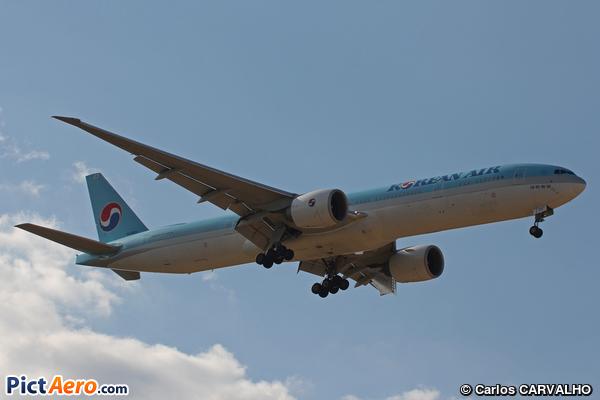 Boeing 777-3B5/ER (Korean Air)